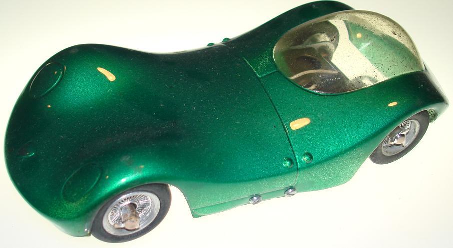 Manta Ray Car Classic Manta Ray Slot Car