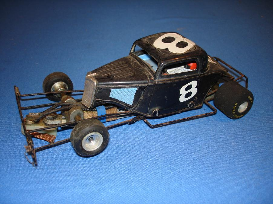 hot rod slot cars