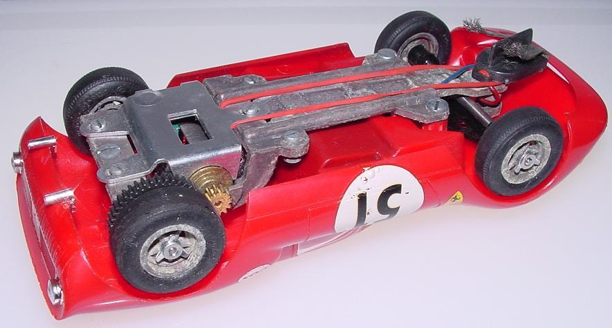Cox slot racing cars jetons de casino collection