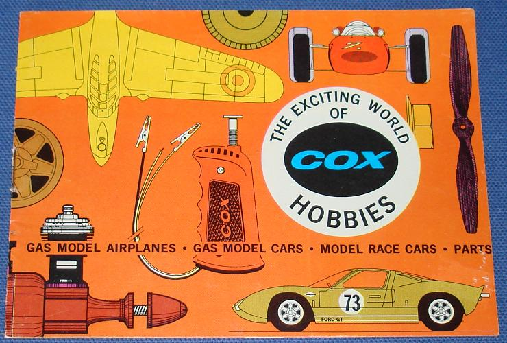 Cox 124 132 Scale Slot Car Racing Cars Parts Accessories Catalog