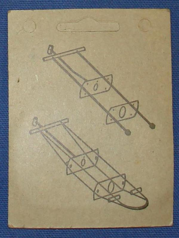 Rannalli Custom 1/24 Scale Slot Car Racing Part Brass Motor Mounts Instructions