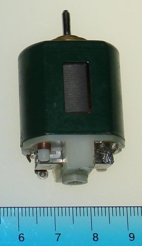 Mabuchi 1:24 Scale Slot Car Chassis Motor
