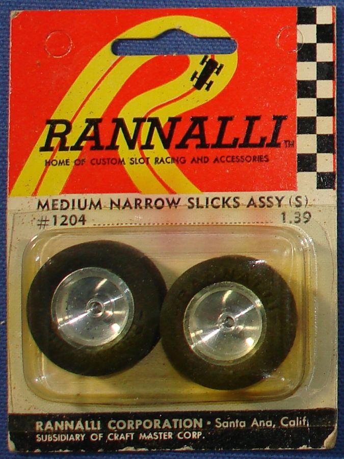 Rannalli Custom 1:24 Scale Slot Car Racing Parts 14T Pinion Gear