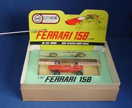 Marusan 1:32 Formula 1 Ferrari MIB Slot Car