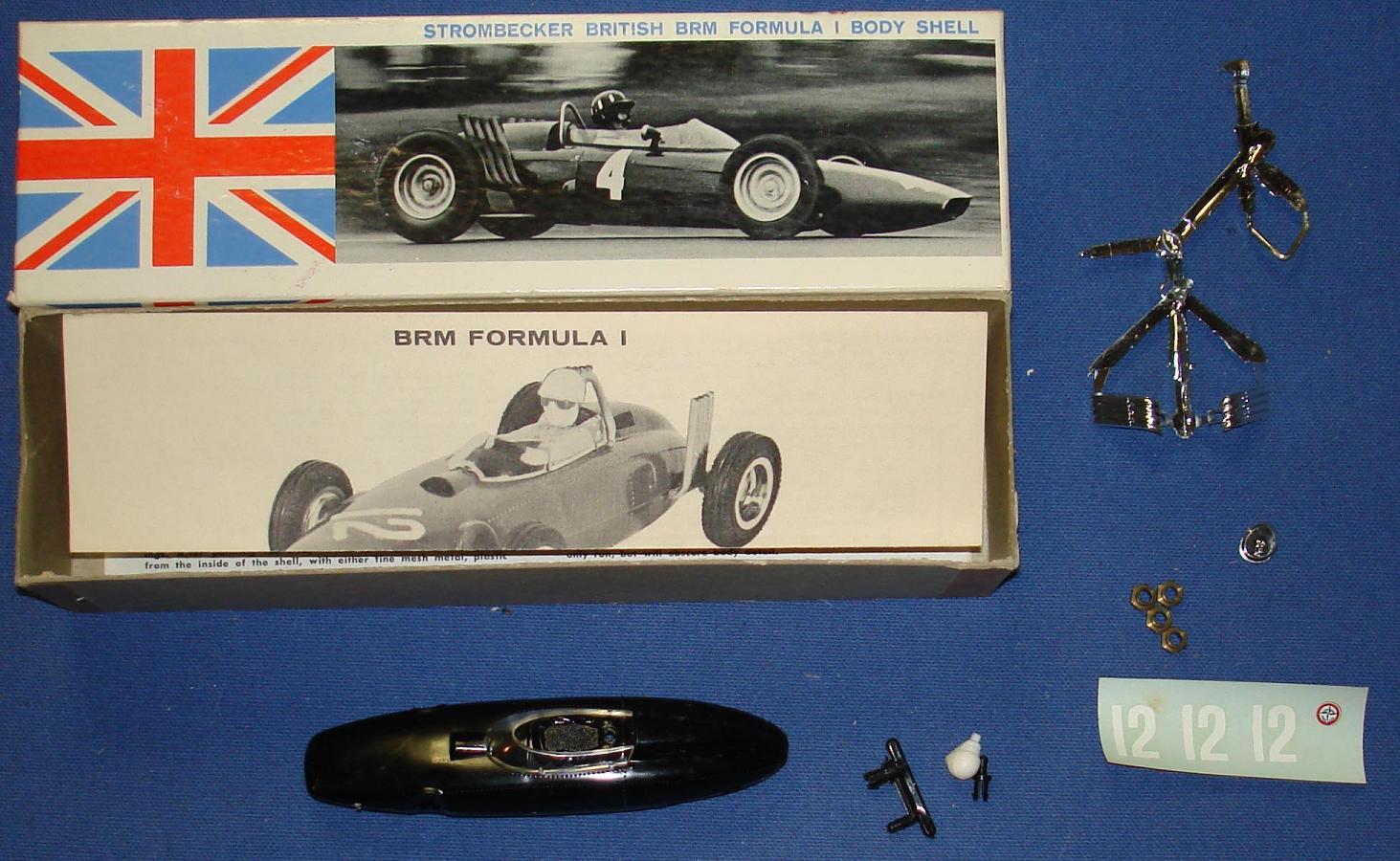 Slot Car Racing British