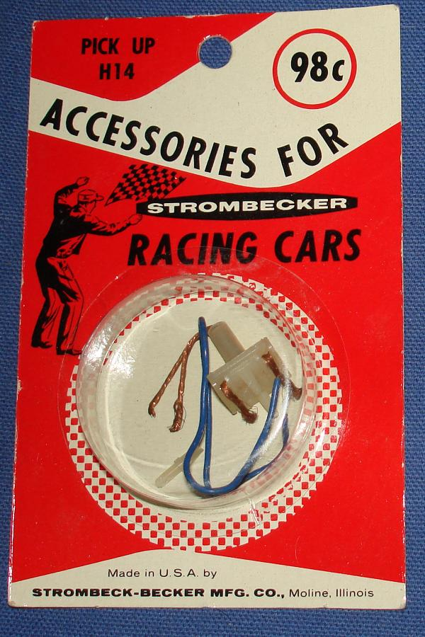 Strombecker 1/32 Electric Road Racing Slotcar Parts Pick Up