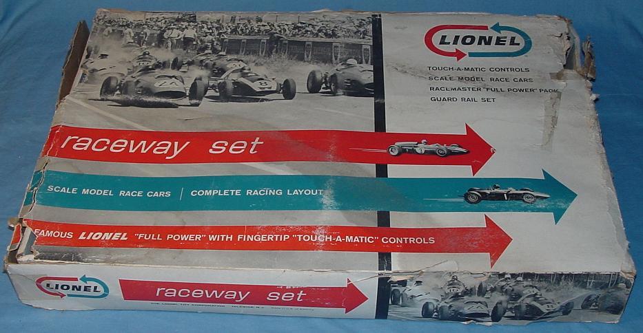 Lionel slot cars ebay
