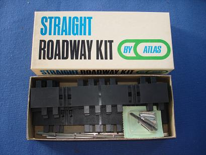 Atlas 124 132 Slot Car Track Roadway Kit #1524-129