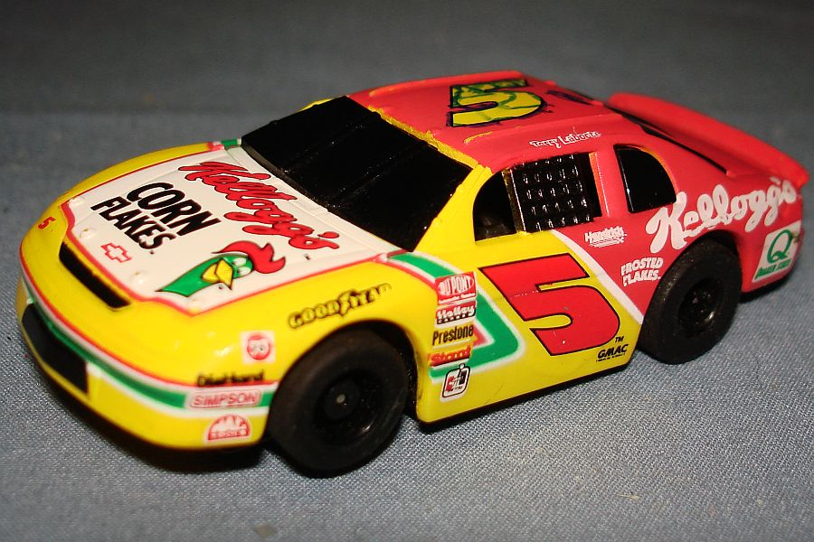 x2 ho slot car racing terry labonte chevrolet monte carlo runner hood. Cars Review. Best American Auto & Cars Review