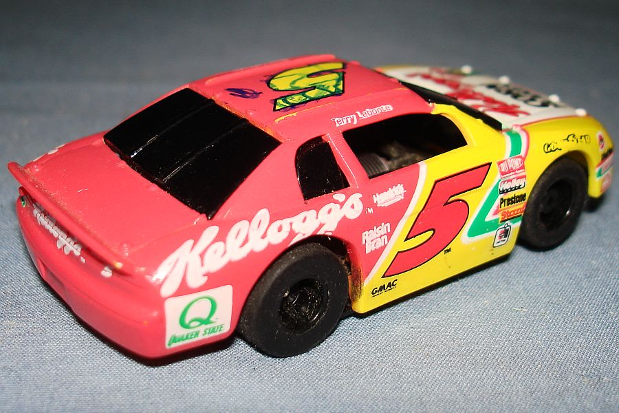 x2 ho slot car racing terry labonte chevrolet monte carlo runner trunk. Cars Review. Best American Auto & Cars Review