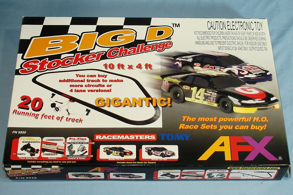 Afx slot car sets canada