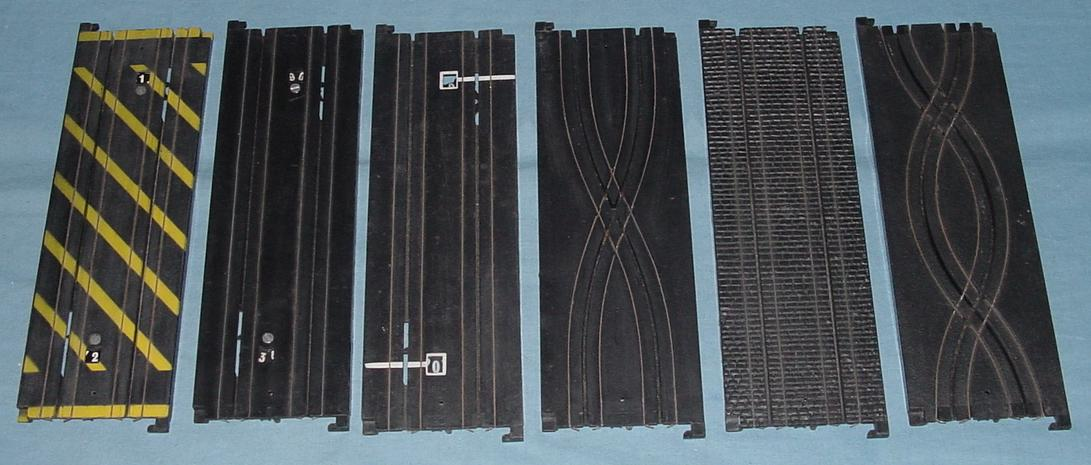 AFX Slot Car Racing Specialty Straight Tracks