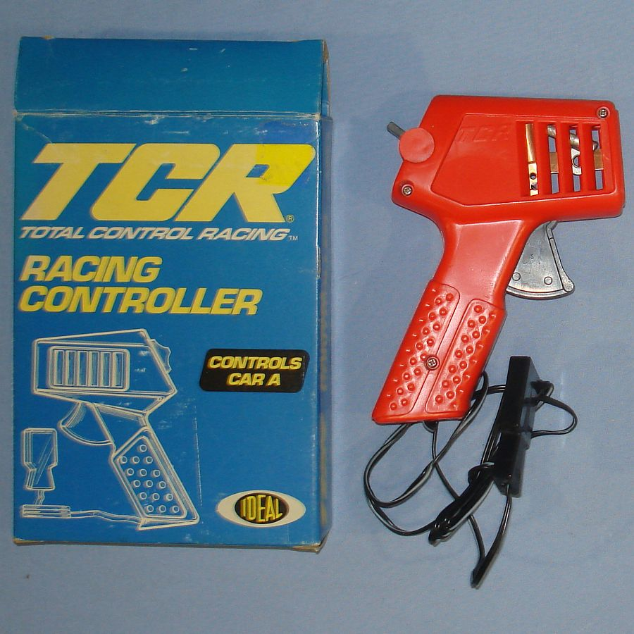 Ideal TCR Total Control Racing Slotless Controller Controls Car A #3310-0