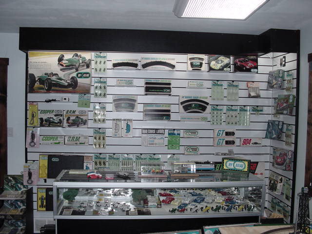 Atlas 124 132 Slot Car Racing Collection Cars Kits Parts Sets
