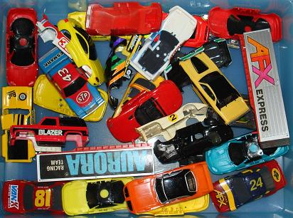 Slot Cars For Sale Box 58 Group 30 SlotCar Racing Items 1-30