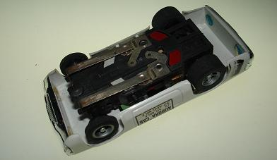Box 50 Group 12 Item 9 Slot Car Chassis