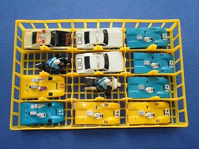 Slot Cars For Sale Box 50 Group 12 SlotCar Racing Items 1-12