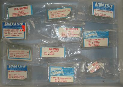 Slot Cars For Sale Box 57 Group 10 SlotCar Racing Items 1-10