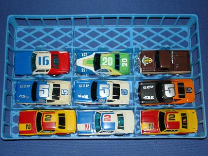 Slot Cars For Sale Box 52 Group 9 SlotCar Racing Items 1-9