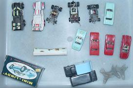 Slot Cars For Sale Box 10 Group 17 SlotCar Racing Items 1-17