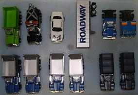 Slot Cars For Sale Box 16 Group 11 SlotCar Racing Items 1-11