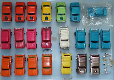 Slot Cars For Sale Box 19 Group 23 SlotCar Racing Items 1-23