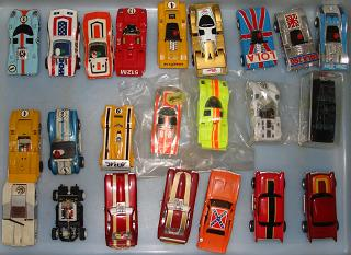 Slot Cars For Sale Box 20 Group 23 SlotCar Racing Items 1-23