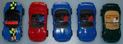 Slot Cars For Sale Box 22 Group 5 SlotCar Racing Items 1-5