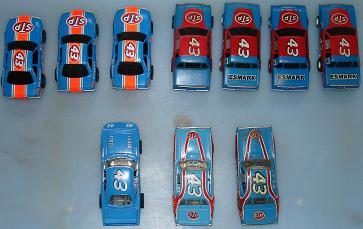 Slot Cars For Sale Box 23 Group 10 SlotCar Racing Items 1-10