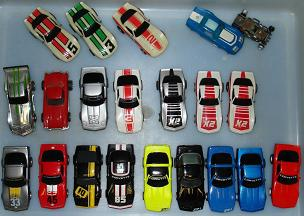 Slot Cars For Sale Box 24 Group 20 SlotCar Racing Items 1-20