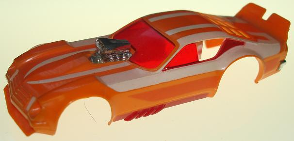 AFX Chevrolet Vega Slot Car Runner Body