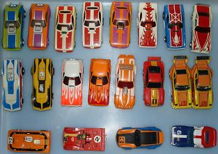 Slot Cars For Sale Box 25 Group 20 SlotCar Racing Items 1-20