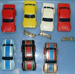Slot Cars For Sale Box 27 Group 7 SlotCar Racing Items 1-7
