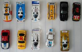 Slot Cars For Sale Box 32 Group 10 SlotCar Racing Items 1-11