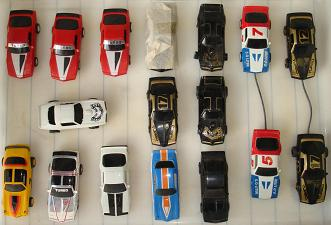 Slot Cars For Sale Box 35 Group 10 SlotCar Racing Items 1-10