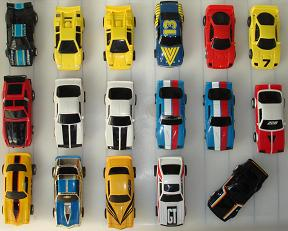 Slot Cars For Sale Box 36 Group 13 SlotCar Racing Items 1-13