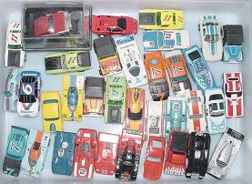 Slot Cars For Sale Box 03 Group 35 SlotCar Racing Items 1-35