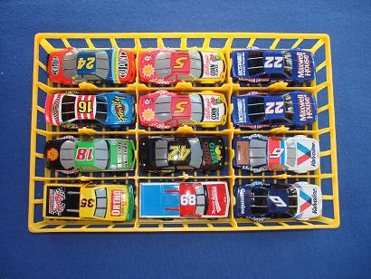 Box 40 Nascar Life Like HO Slot Cars