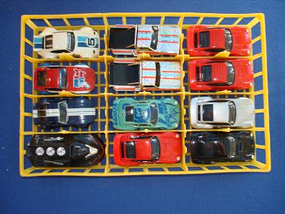 Slot Cars For Sale Box 41 Group 12 SlotCar Racing Items 1-12