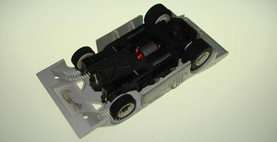 Box 49 Group 12 Item 8 Slot Car Chassis