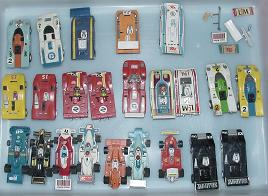 Slot Cars For Sale Box 04 Group 24 SlotCar Racing Items 1-24
