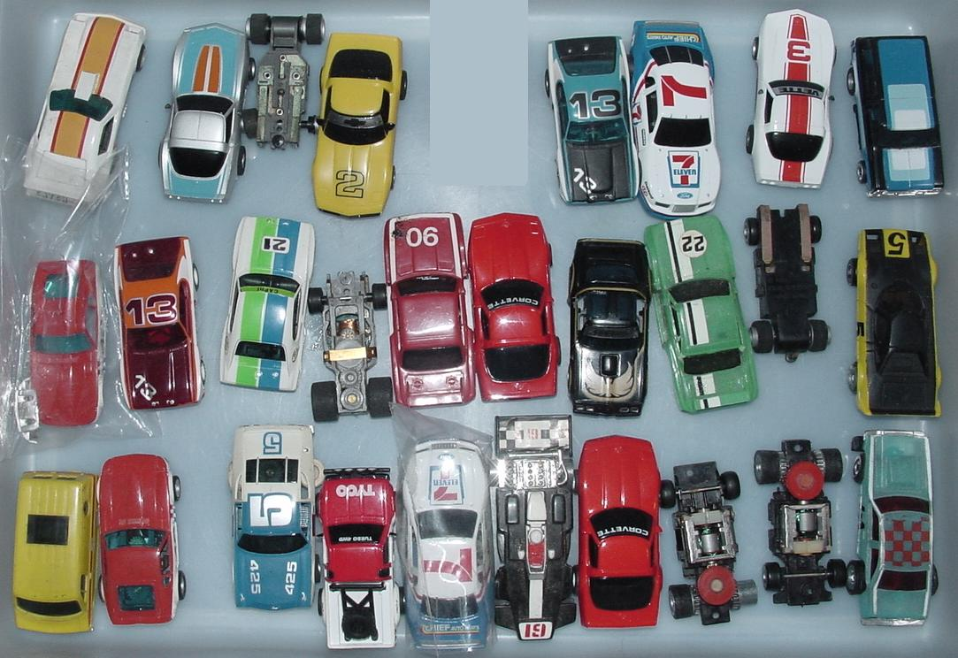 Slotcar Box Group Item Not For Sale