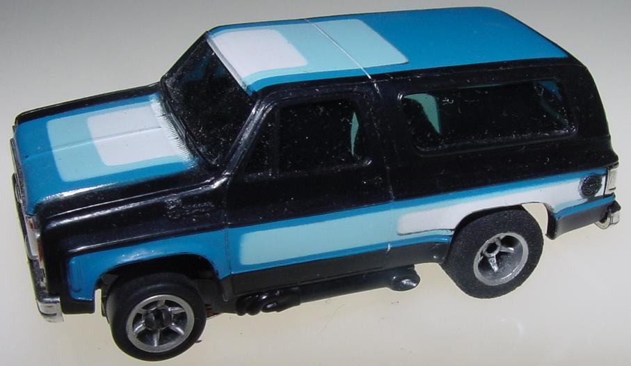 Aurora AFX HO Scale Chevrolet Blazer Slot Car Hood
