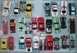 Slot Cars For Sale Box 06 Group 28 SlotCar Racing Items 1-28