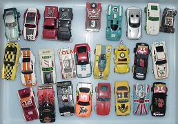 Slot Cars For Sale Box 07 Group 26 SlotCar Racing Items 1-26