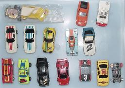 Slot Cars For Sale Box 08 Group 15 SlotCar Racing Items 1-15