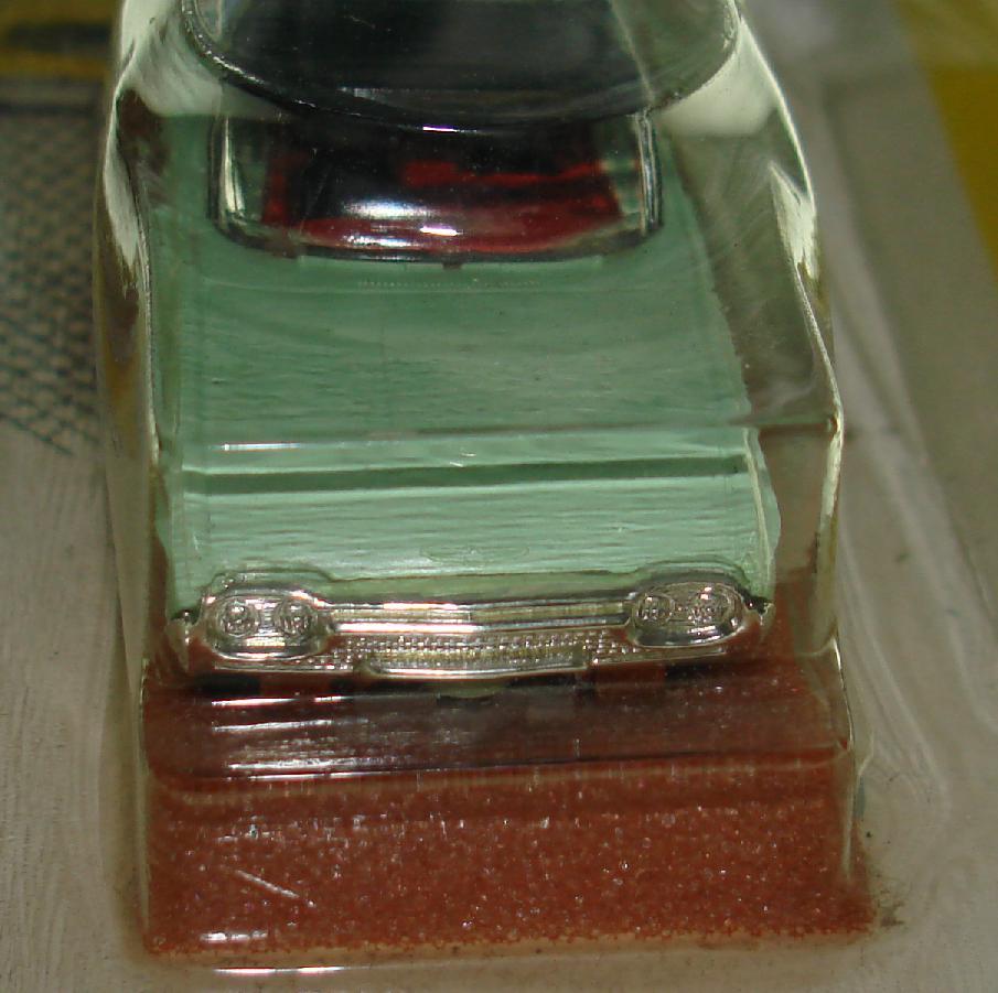 Tbird slot cars