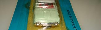 Atlas HO Slot Car Seafoam Green Ford TBird Front Bumper