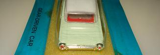 Atlas HO Slot Car Seafoam Green Ford TBird Back Bumper