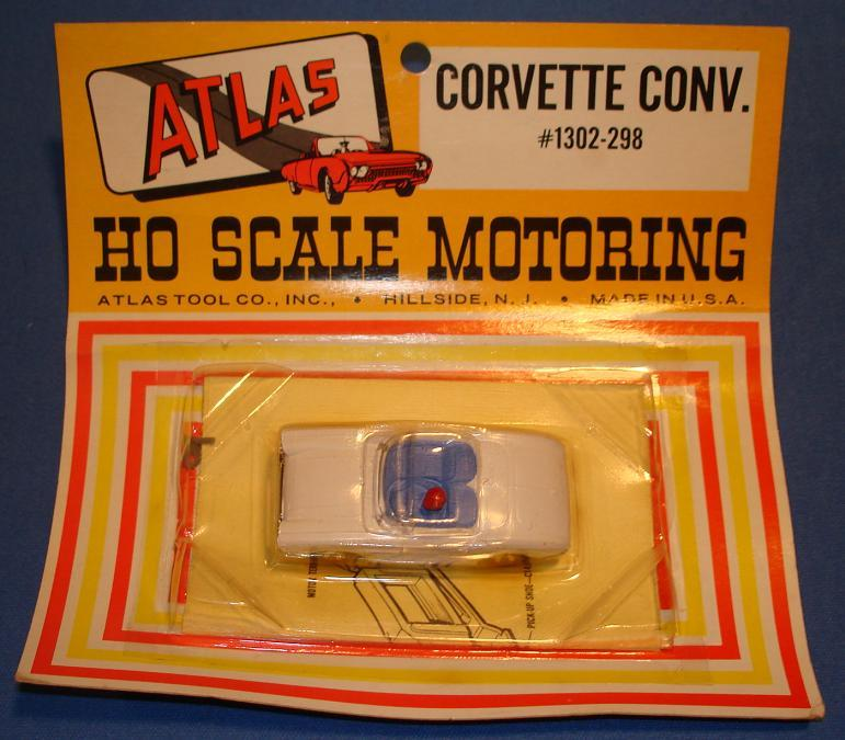 Atlas 1302-298 Chevrolet Corvette NMOC